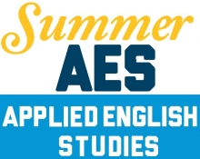 Summer AES Applied English Studies text