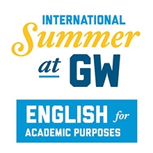Button link to International Summer at GW Summer EAP Courses