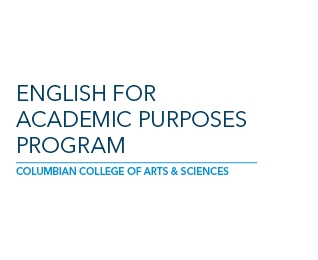 English for Academic Purposes Program